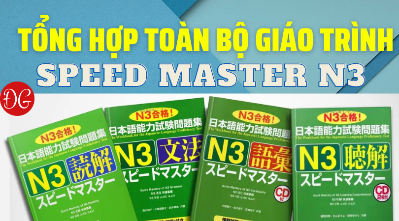 Giao trinh Speed Master N3
